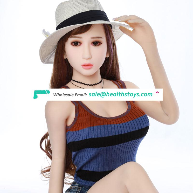 2018 vagina pussy anal oral sex big boobs young girl 148cm realistic fat big ass sex doll