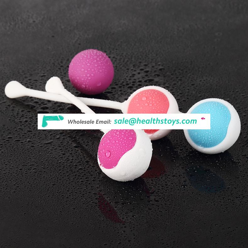 Hot-selling High Quality Silicone Koro Ball for Woman Massage
