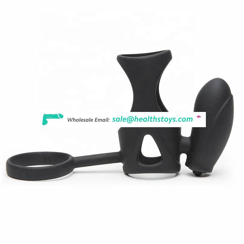 europe love silicone big cock man sleeves penis sleeve for men silicon cock ring sex delay ejaculation cock ring for male