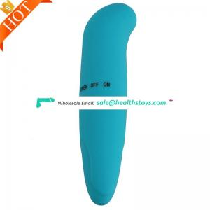 100% Silicone Vibration Wearing Dolphin G Spot Electric Handheld Massager Wand Vibrator