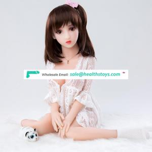 100cm TPE adult sex doll for men women small little girl loli japanese full skeleton love sex doll