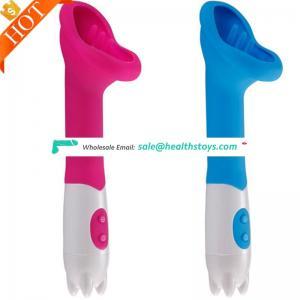 12 Speeds Dual Vibration G spot Massage Clitoris Brush Vibrator Vagina Pump Powerful Sexy Vibrators for women Oral Sex Products