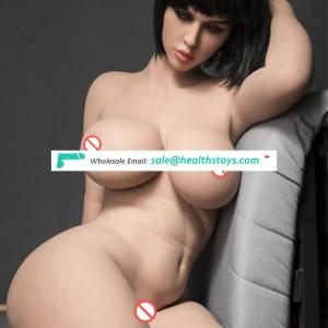 163cm Chubby Real Silicone Sex Dolls Robot Realistic Sex Toys for Men Big Sexy Vagina Adult Full Silicone Love Doll