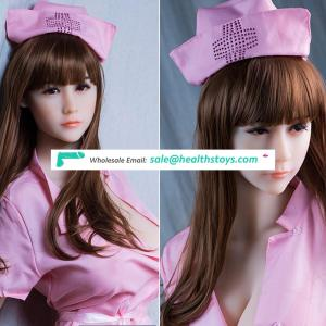 165cm Realistic Vagina Real Pussy Anal Sexy Toys, Big Boobs TPE Sex Doll Japanese Silicone Love Dolls For Man