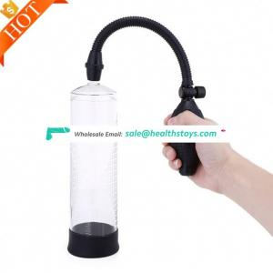 2018 Popular Wholesale Enlargement Vacuum Enlargement Pump Penis Extender Device India