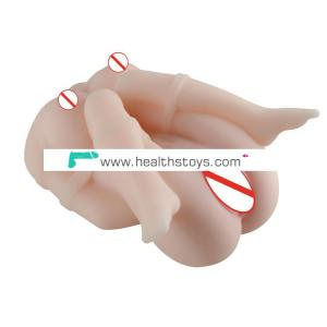 2019 cheap sex toy  artificial  silicone pussy toy masturbator machine for men