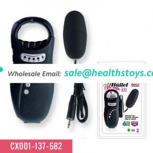 5-function ABS Female Bullet sex toy