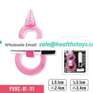5-function bullet cock ring