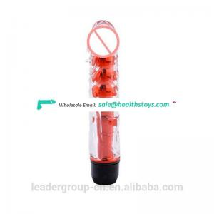 5 pcs/lot Hot sale Silicone Dildo Vibrator Clit Massager Penis Vibrator Masturbation Sex Product Massage -ZD0086