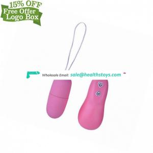 Adult Sex Toy Remote Control Strong Vibration Jumping Eggs For Women