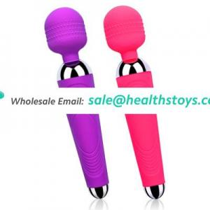 Adult products Female sex toys AV stick Female masturbation massage vibrator flirting G-point vibrator