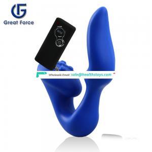 Adult sex products for man prostate massage point C G-spot Masturbators stick unisex silicone dildo vibrator
