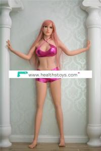 Adult solid silicone 165cm sex dolls mini sex doll silicone