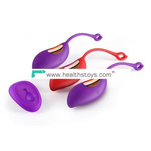 Adult toy wholesale mini vibrator jump egg remote control wireless pussy toy