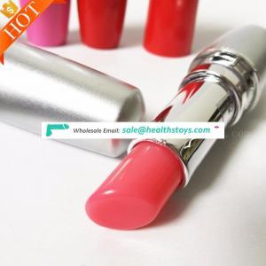 Beautiful Vibrating Av Wand Massager Japan Porno Sex Toy Mini Personal Lipstick Video Chat Vibrator