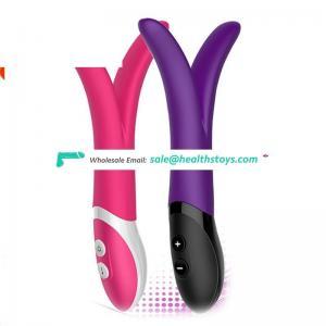 Big Soft Dildo Women Sex Toys Double Vibrator Rabbit Ear Y Shape Dildo For Lesbian Men
