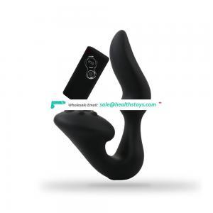 Black Dildo G-Spot Flower Vibrator 4 Speed Realistic Vibration Dildo Sex Toy