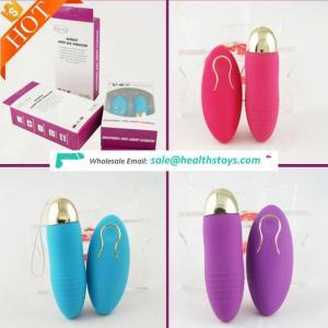 Bullet Eggs Vibrator Sex Toy For Women Woman