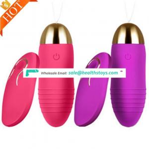 Bullet Eggs Vibrator Sex Toy For Women Woman