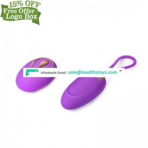 Cheap Mini Vibrating Eggs Women Massage Sex Toys