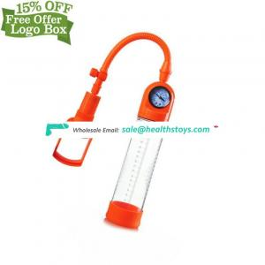 China Factory Manufacturer Extension Sleeve Penis Pump