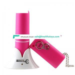 Clitoris Battery Dildos Mini Bullet Vibrator For Men Or Woman