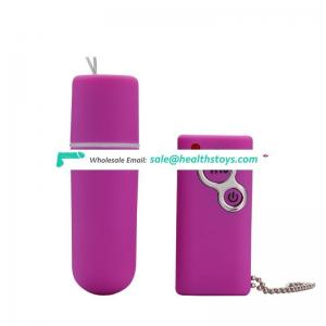 Clitoris Battery Dildos waterproof bullet dildo vibrator multi speed vibrator sex toy