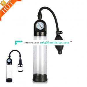 Enlargement cylinder Vacuum For Men Vacuum Pump Type Penis Milking Machine