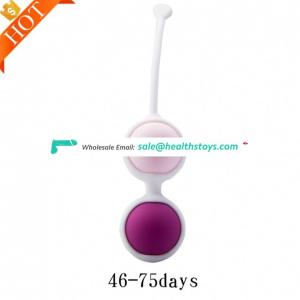 Exercise Smart Ben Wa Balls Wholesale Vagina Tightening Ball Metal Kegel Trainer