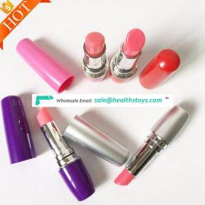 FDA Approved Women Masturbation Sex Products Wired Vibrating Bullet Lipstick Pussy Vibrator