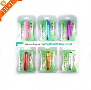 Factory Hot Selling Magic Wand Massager Double Silicone And Abs Bullet Vibrator Hearts