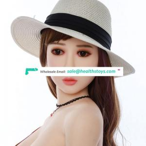 Factory sell Asian face Chinese girl pussy young silicone sex doll for man