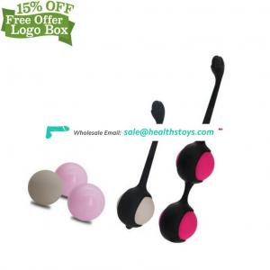 Good Quality Post Pregnancy Bladder Control Silicone Kegel Balls Exercise Weights Kit