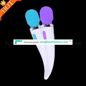 High Quality Vibration & Suction Oral Sexy Usb Rechargeable Body Wand G-Spot Prostate Massager