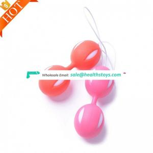 Hot Adult Sex Toys Silicone Kegel Balls Exercise Tight Vagina