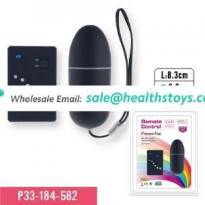 Hot Sale Diamond wireless remote control vibrator Masturbation device