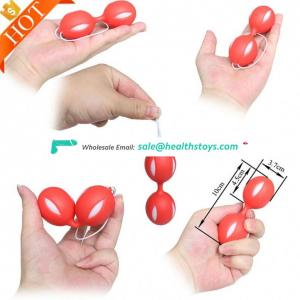 Hot Selling 2017 Amazon Stress Ball Ben Wa Balls Kegel Balls Ball For Female