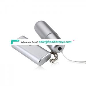 Hot sale sex toys remote control vibrating love eggs ,silver bullet vibrator for women
