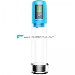 Hot selling usb rechargeable penis enlargement vacuum pump for men