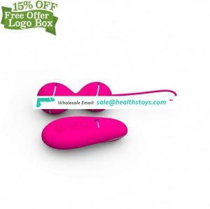 Ip7 Waterproof Motor Vibrator Jump Egg Sex Toy For Women