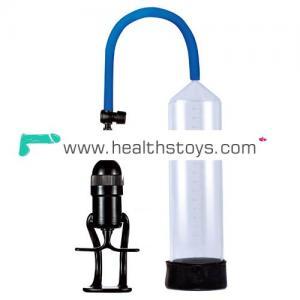 Large Vacuum Penis Pump High-end Finger Grip Pump with Quick Release Valve  for Men