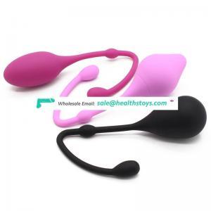Leadove Safe Silicone Smart Ball Kegel Ball Ben Wa Ball Vagina Tighten Exercise Machine Sex Toys for Women