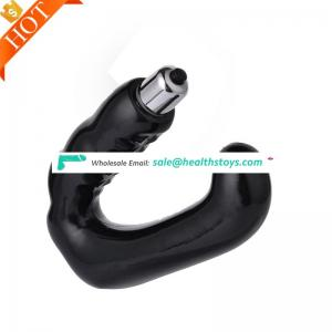 Manufacturer Treatment Chronic Prostatitis Silicone Prostate Exerciser Massager G-Spot Anal Vibrator Plug