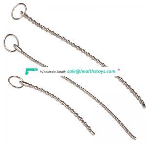 Metal urethral dilators sex toys urethral stimulation rod factory direct stainless steel