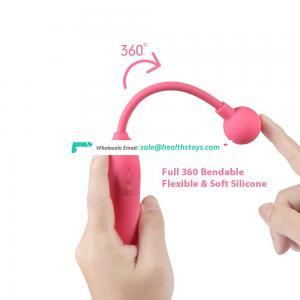 Mini wand foreplay vibrator toys