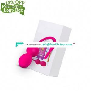Mobile App Control Cell Phone Kegel Ball Women Vagina Tighten Exercise Vibrators