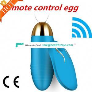 Music Wireless Remote Control Jump Vibrating Eggs