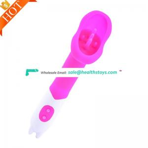 New 12 Frequency Vibration Lifelike Masturbation Throat Oral Sucking Sex Vibrator Clit Adult Massager Toys