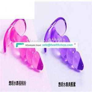 New Arrive Men Women Butt Plug Jelly Anal Toys Real Skin Feeling Adult Sex Toy GS0033