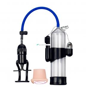 New Handsome Male Penis Enlarger Pump Hot Sale Penis Enhancement Pump Device